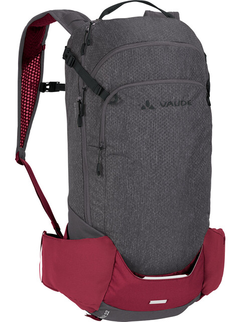 VAUDE Bracket 22 Backpack iron
